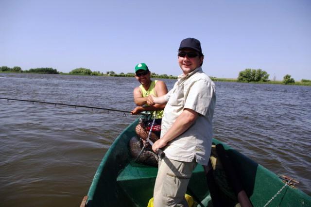 Астраханская область рыбалка кигач